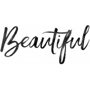 Beautiful Word Art