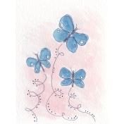 Spring Day 3x4 Card 05