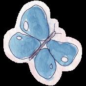 Spring Day Sticker 07
