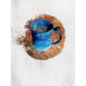 Mug Painting 3x4 Card 02