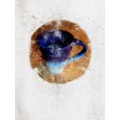 Mug Painting 3x4 Card 04