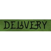 Delivery Word Strip