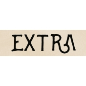 Extra Word Strip