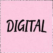 Digital Word Art
