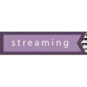 Streaming Word Art