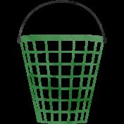 Golf Bucket- Large