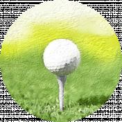 Golf Circle Ball
