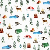 Camping Paper 03