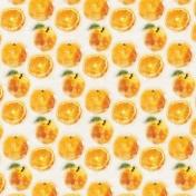 Orange Mini Kit Paper - Oranges Medium