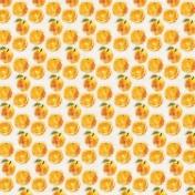Orange Mini Kit Paper- Oranges Small
