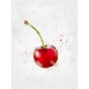Cherry 3x4 Card