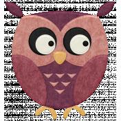 Thankful Harvest Owl 1