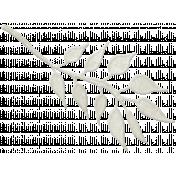 Country Wedding White Velvet Leaf