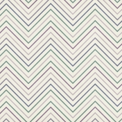 Country Wedding Chevron Stripes Paper