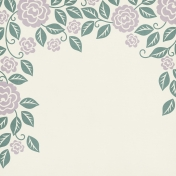 Country Wedding Flower Paper