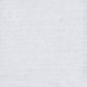 Cashmere & Cocoa Script Paper