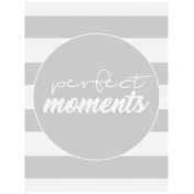 Cashmere & Cocoa Perfect Moments Journal Card