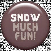 Cashmere & Cocoa Snow Flair