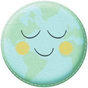 Earth Day World Face