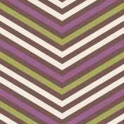 Friendship Day- Large Chevron Paper