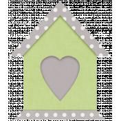 Sweet Spring- Birdhouse