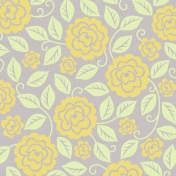 Sweet Spring- Floral Paper
