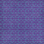 Better Together- Purple Arrows Paper