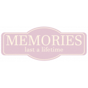Friendship Day- Memories Tag