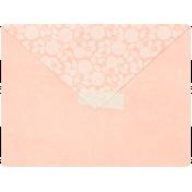 Shabby Wedding- Envelope