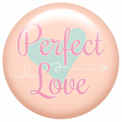 Shabby Wedding- Perfect Love Flair