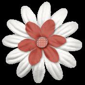 Hollister- Layered Flower 2