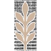 Hollister- Paper Leaves