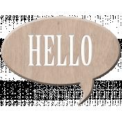 Changes- Hello Wood Bit