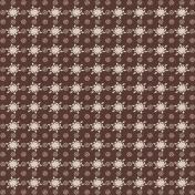 Classic Christmas- Snowflake Paper 1