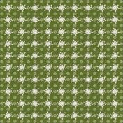 Classic Christmas- Snowflake Paper 2
