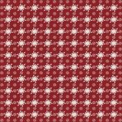Classic Christmas- Snowflake Paper 3