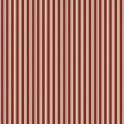 Classic Christmas- Stripes Paper 3