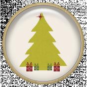Classic Christmas- Flair 3