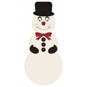 Classic Christmas- Snowman