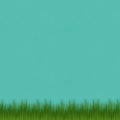 Pumpkin Patch Paper Grass