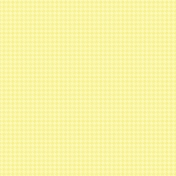 Easter Paper Yellow Houndstooth