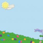 Easter Egg Hunt Paper