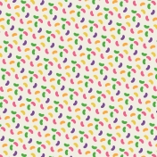 Easter Jelly Bean Paper Small