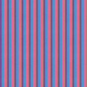 Easter Bright Stripes Paper