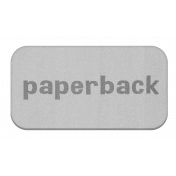 Paperback Grayscale Chipboard Label