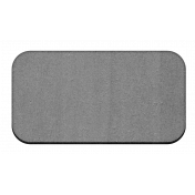 Grayscale Chipboard Rectangle Strip