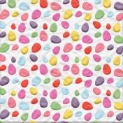 Spring Days- Easter Egg Paper