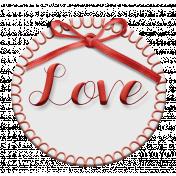 Treasured- Love Tag
