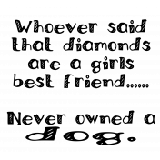 You Can't Buy Love But You Can Rescue It- Whoever Said Word Art