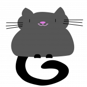 Oh Kitty Kitty- Layered Kitty Element 1